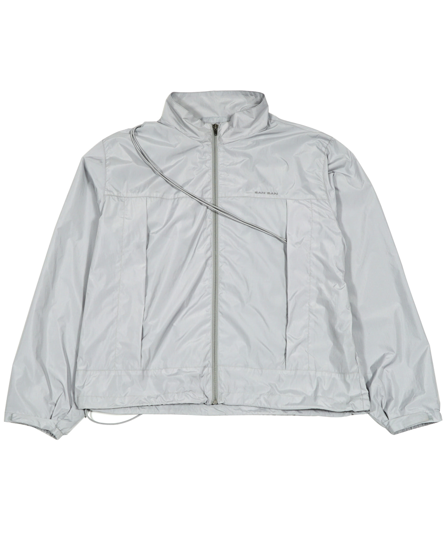 STRING JACKET GREY