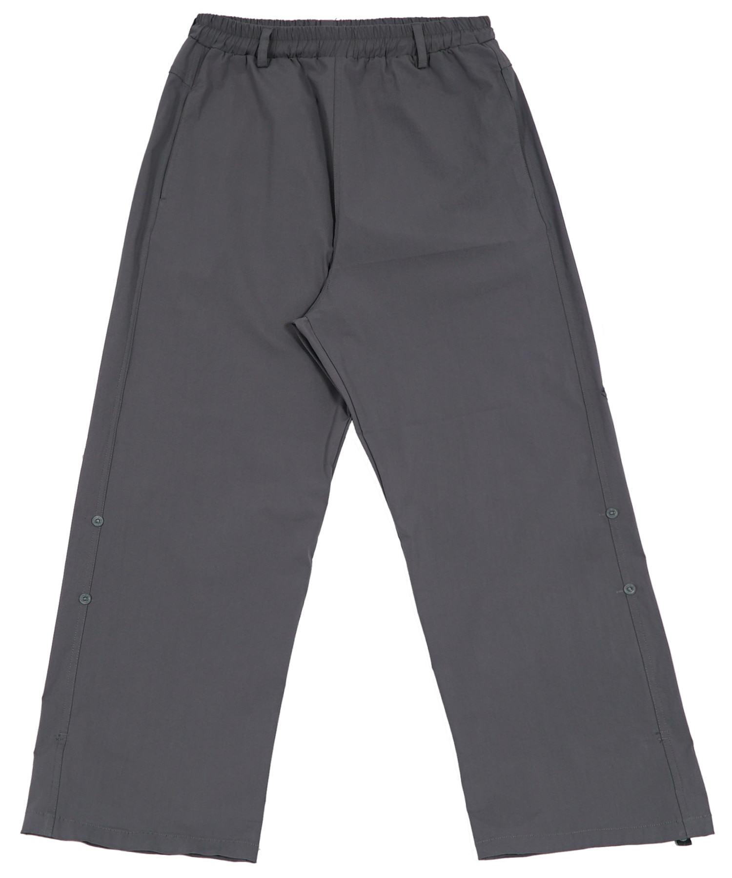 SNAP PANTS GREY