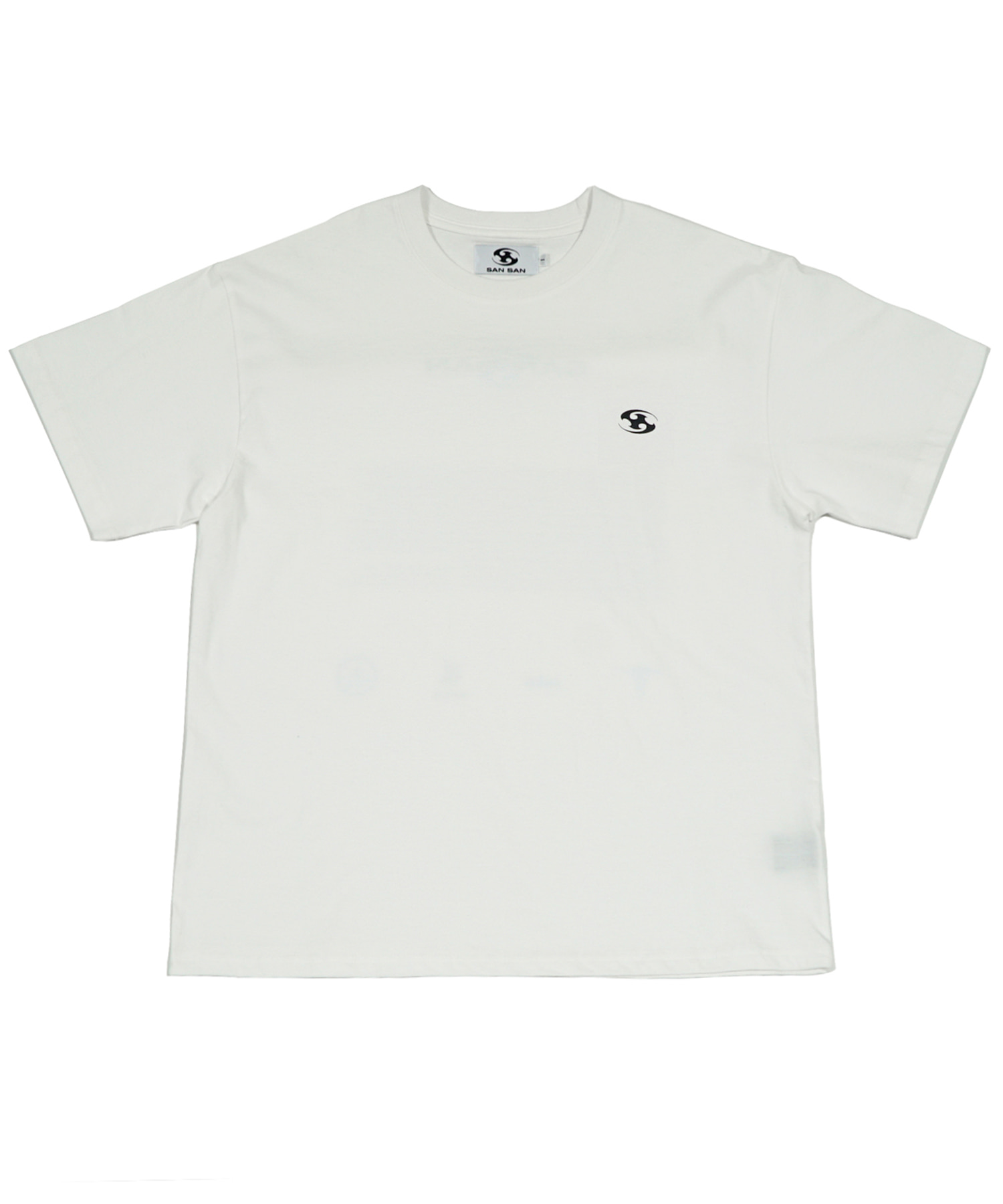 LOGO T-SHIRTS WHITE