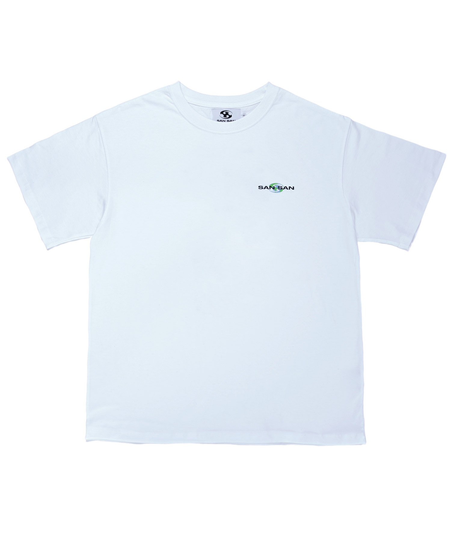 SUPPORT T-SHIRTS WHITE