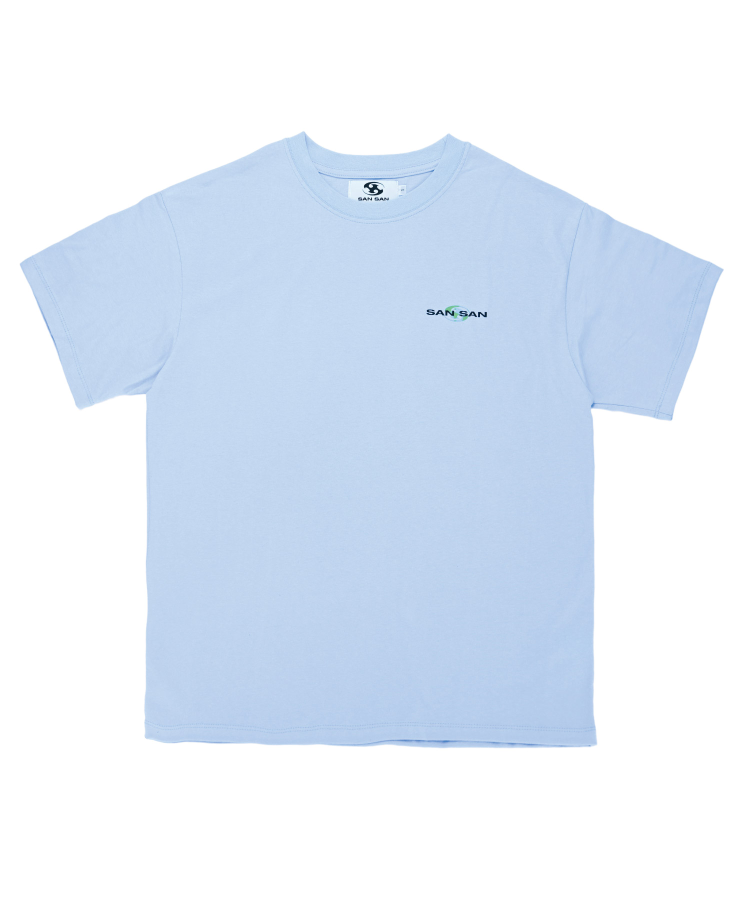 SUPPORT T-SHIRTS SKY BLUE