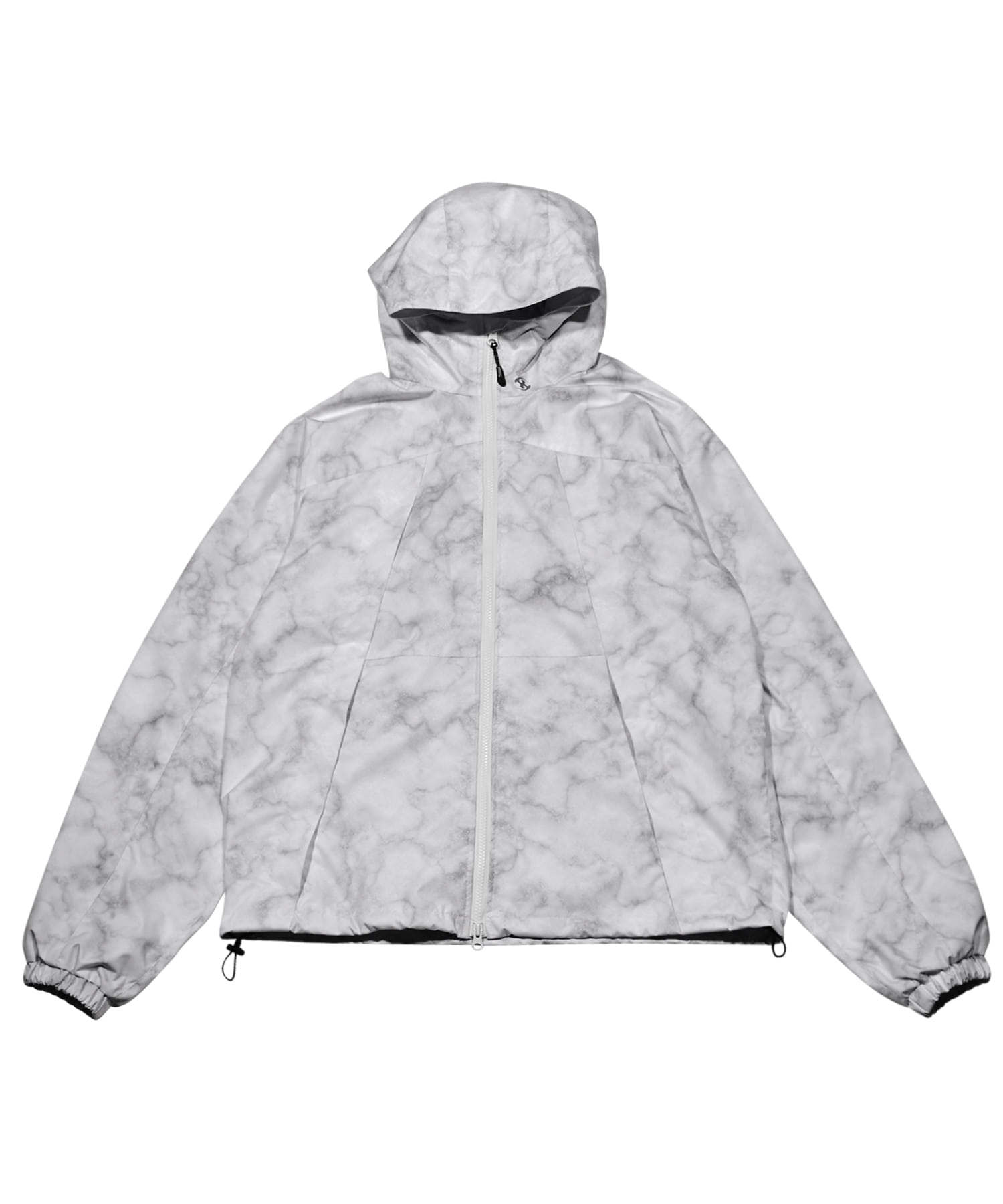 WIND BLOCK JACKET MARBLE