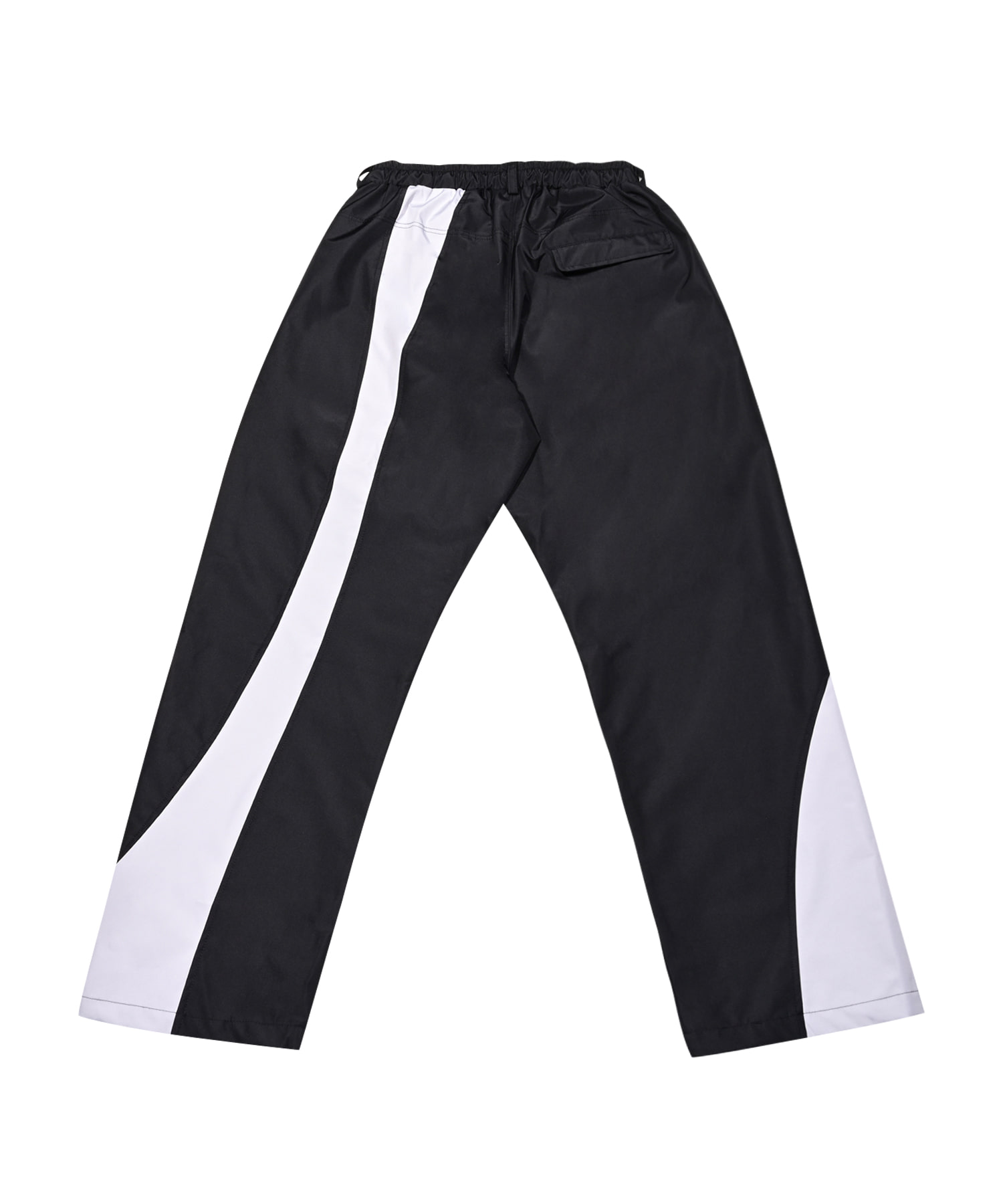 WIND BLOCK PANTS BLACK