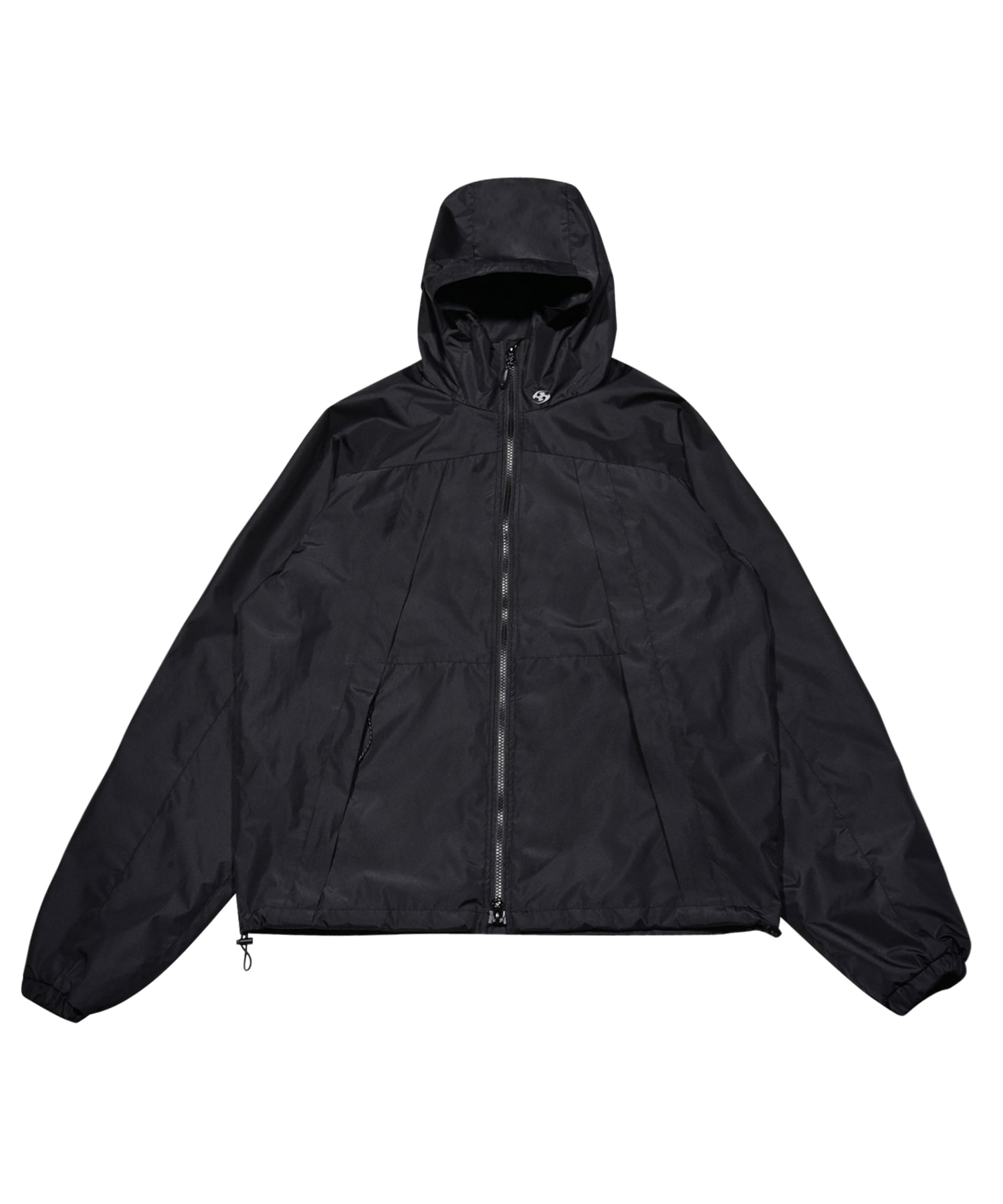 WIND BLOCK JACKET BLACK