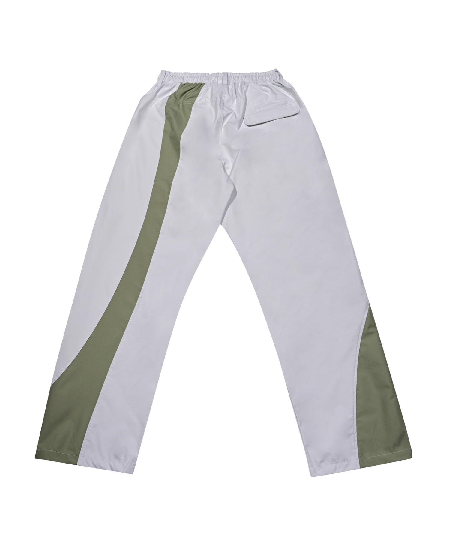 WIND BLOCK PANTS WHITE